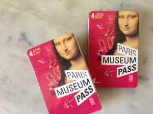 The Four-Day Museum Passes seemed like a good idea