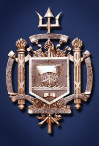 The US Naval Academy Seal