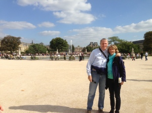 On our recent trip to Paris
