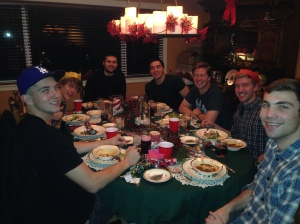 The All Guys Dinner Party