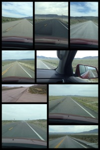 "The collection of photos I took with my iPhone on the stretch of Route 50 known as ""The Loneliest Road in America"""