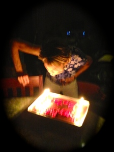 This year I celebrated both my birthday and my retireversary!