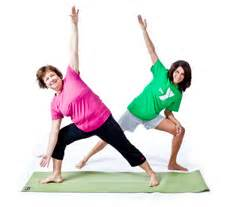 "One of my ""happy places"" is yoga classes at the YMCA"